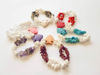 Εικόνα της Woman's Bracelet with chips  and chaolite fish Handmade Various Colors