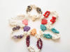 Picture of Woman's Bracelet with chips  and chaolite fish Handmade Various Colors